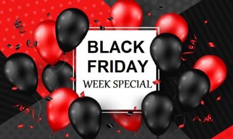 De hele week BLACK FRIDAY bij Het Loze Vissertje – 21% KORTING