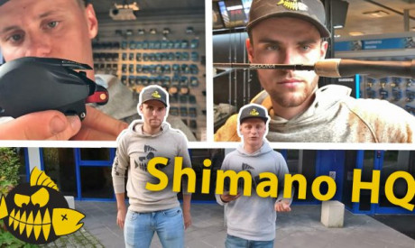 ***VIDEO*** Voordelige Shimano producten – Help Hakkert & Honders de winter door