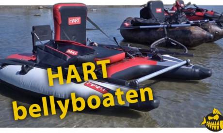Veilige en duurzame bellyboaten van HART – Dik PVC en stabiel