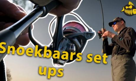 ***VIDEO*** De snoekbaars hengels en molens van visgids Jan Boomsma