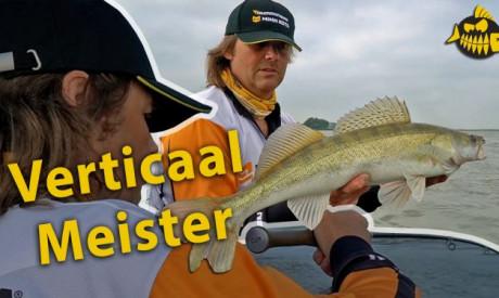 ***Roofmeister VIDEO*** Tips & tricks van snoekbaars baas Robbert Poelwijk – Verticalen op de rivier