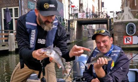 Het nieuwe roofvissen in de snoekbaarshoofdstad met Juul Steyn