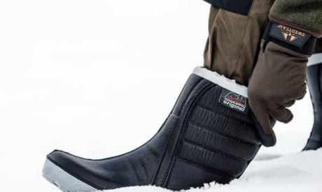 In het koude Zweden lopen ze er mee weg :-P